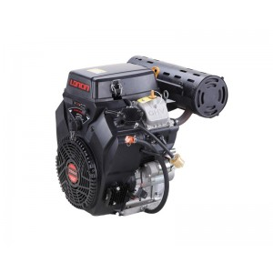 Bensiinimootor 27 hj. V2 võll 25,4mm