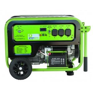 Gaasigeneraator Greengear GE-5000 LPG/Propaan