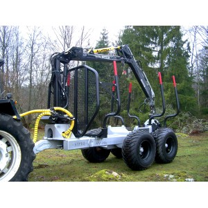 HYPRO HV14 Forwarder with beam steering