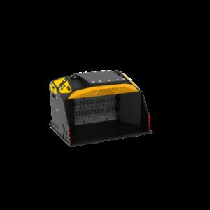 Ekskavaatorile ja laadurile kopp-sõel võllidega MB-HDS214