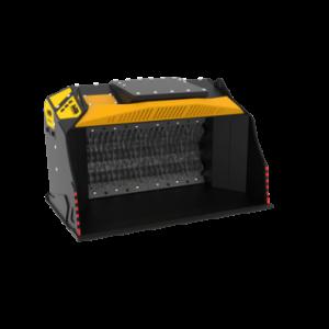 Ekskavaatorile ja laadurile kopp-sõel võllidega MB-HDS320
