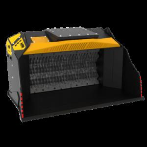 Ekskavaatorile ja laadurile kopp-sõel võllidega MB-HDS323