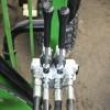 ATV Metsaveohaagis 3,6m tõstukiga ja ratta veoga