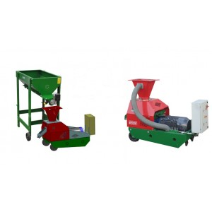 Pelletipress PTT 200 PTO