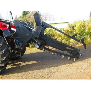 Trassifrees HC1K-120 traktorile  30+hj.