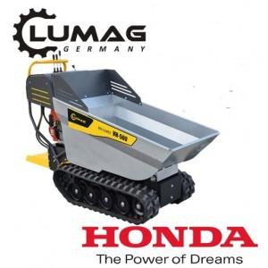 Minidumper LUMAG VH500 GX Honda mootoriga