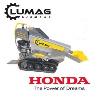 Minidumper LUMAG VH500 PRO GX Honda mootoriga