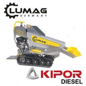 Minidumper LUMAG VH500 PRO D Kipor diisel
