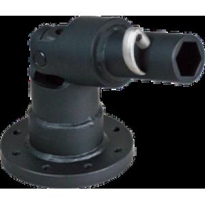Black Splitter Pinnasepuuri Adapter liigendiga Hex SW 41 Socket