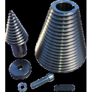 Black Splitter Koonus 245mm