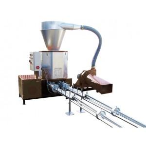 Briketi tootmse liin AGROLINE II