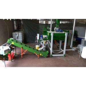 Pelleti tootmise liin IPG-300/500