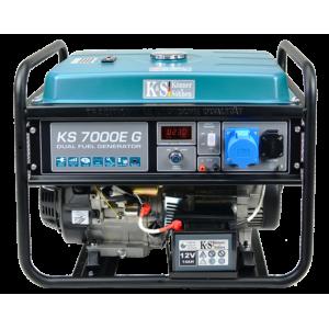 Könner & Söhnen generaator KS 7000E-G