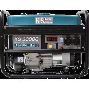 Könner & Söhnen generaator KS 3000G